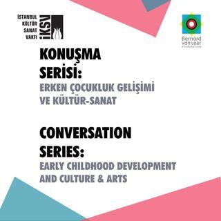 """Gülin Üstün ve Signe Zeilich-Jensen ile """"Çocuklar için Görsel Kültür"""" üzerine sohbet"""