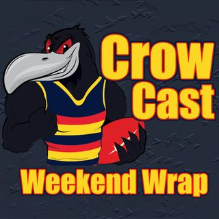 CrowCast Weekend Wrap 2021 Round 8 v Port