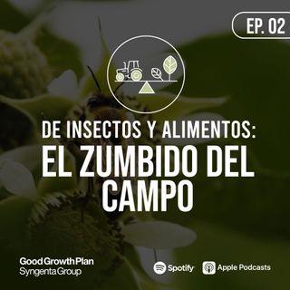 EP 02: De Insectos y Alimentos: El Zumbido del Campo.