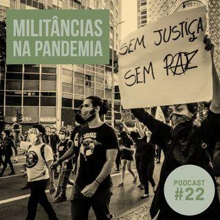 Militâncias na pandemia