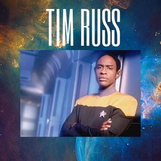 Tim Russ:  Race In Science Fiction
