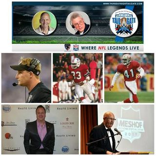 Jason Tarver, Tony Collins, Toi Cook, James Allen, & Arif Khatib Join Us