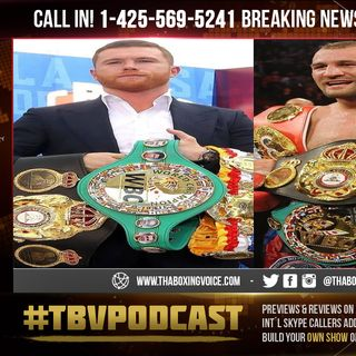 ☎️Canelo Offers Kovalev Less Than 6 Million😱Get The Bag or Low Ball Offer❓