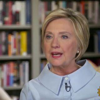 WDShow 9-11 Hillary Says She's Won't Run Again; Supreme Court Upholds Trump Ban