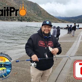 Fish Story Podcast with Juan Cervantes of Trout Candy - 1:18:20, 9.43 AM