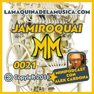 0021 MiniPodcast Con Alex Cardona - La Máquina De La Música