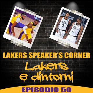 LSC 050 - Lakers e Dintorni feat. Fabrizio Gilardi