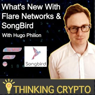 Hugo Philion Interview - Flare Networks, SongBird & Spark (FLR) Token Distribution, New Crypto Asset Support