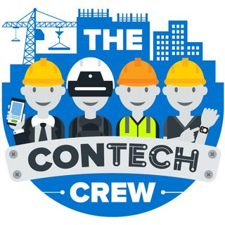 The ConTechCrew 167: 'Concrete' Proof with Matt Nazarenko from GCP Applied Technologies