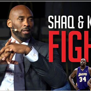 KOBE TAKES A SHOT AT SHAQ'S WORK ETHIC/ WAS HE RIGHT OR WRONG?