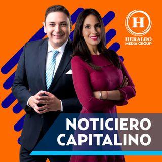 Noticiero capitalino. Programa completo martes 11 de febrero 2020