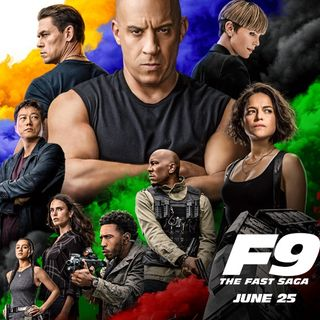 Damn You Hollywood: F9 - The Fast Saga