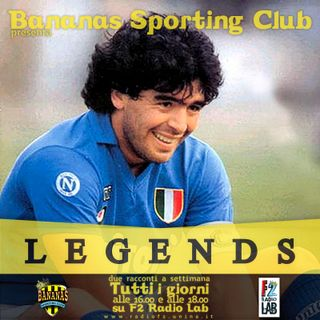 Legends - Diego Armando Maradona