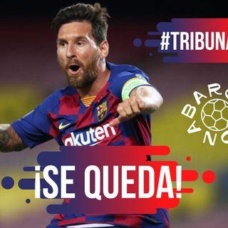 ¡Lionel Messi ha decidido!:  se queda hasta el 30 de junio de 2021 en el equipo blaugrana
