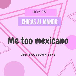 #MeToo mexicano