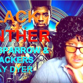 "Black Panther, Red Sparrow, & ""Hackers"" Symbolism Esoteric Hollywood Live Stream - Jay Dyer"