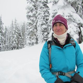 A Conversation With Sally Jewell, While Snowshoeing