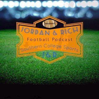 College Football Playoffs! | Jordan & Rich