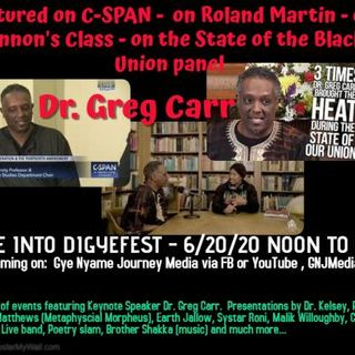 """Daily Toast - Ujamaa """"Dreams of transparency and other s#!+ like that"""""""