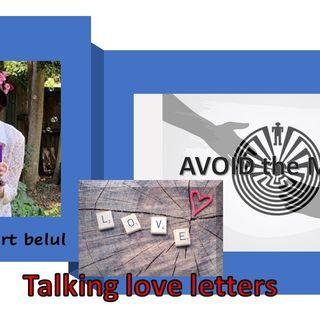 Avoid the  Maze _ Love Letters_ Sherry Richert Belul 9_9_21