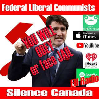 Morning moment Federal Liberal Communists attack Canada's freedoms Jan 2 2019