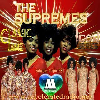 Classic Jamz *Icon Series: The Supremes* 3/6/21