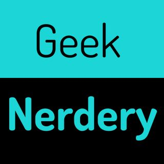 Geek Nerdery Podcast: Justice League