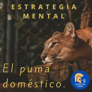 El puma doméstico. ESTRATEGIA MENTAL.
