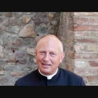 Intervista a padre Petrucci per Priebke