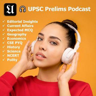 UPSC Practice