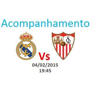 Espanha - Real Madrid vs Sevilha