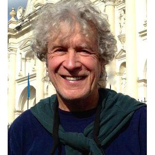 Mitchell Rabin & renowned Shamanic Teacher, author John Perkins