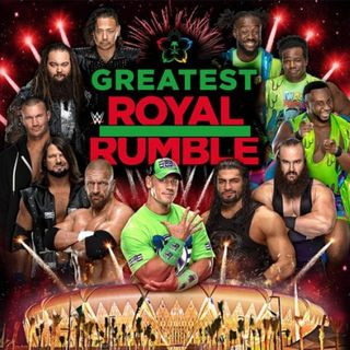 """Episode 27 - Superstar Shakeup and """"Greatest Royal Rumble Ever"""" Review"""