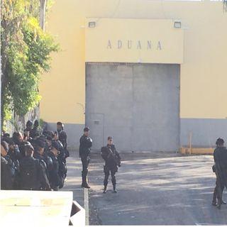 Un muerto y 7 heridos por incendio en Reclusorio Ote.