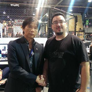 Masakazu Sakai Pancrase CEO