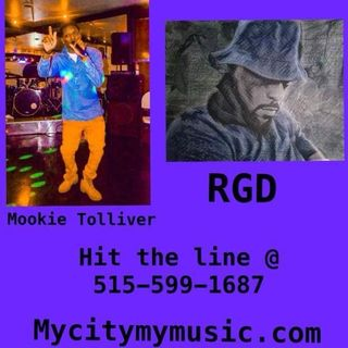 Mookie Tolliver, Bradd Young, Ryshard, and RGD interview