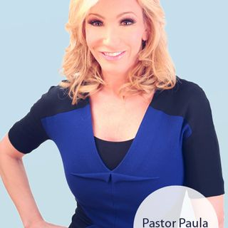 In Life We Need Love And Laughter: Pastor Paula White and Comedian Tim Young