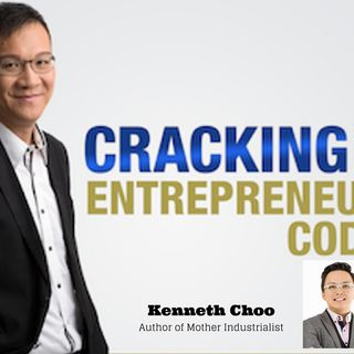 Episode 034 - How Did Kenneth Choo Manage to Get Full Sponsorship For His Book (Part I)