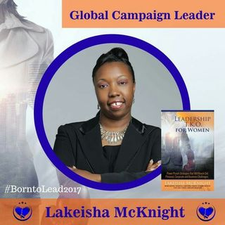 Born To Lead Women's Campaign: Building Women's Self Confidence