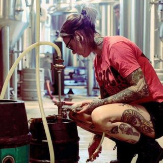 Ep. 49 - Brienne Allan of Notch Brewing