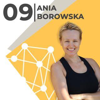 Anna Borowska–kobieta, która niczego się nie boi–QПШ Robert Kupisz