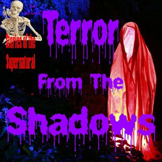 Terror from the Shadows | Interview with Paul Taitt | Podcast