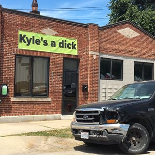 "Why's ""Kyle A D*CK""?! Tune In To Find Out Why!!!"