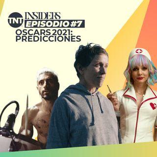 INSIDERS | Episodio #7 – Las predicciones para Oscars® 2021| TNT Original Podcast