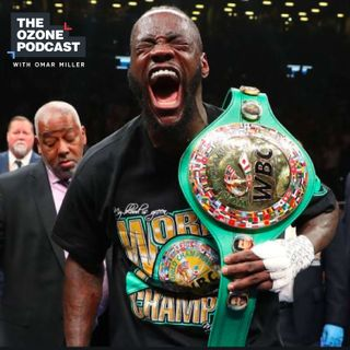 What's Going On With Deontay Wilder
