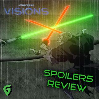 Star Wars Visions Spoilers Review