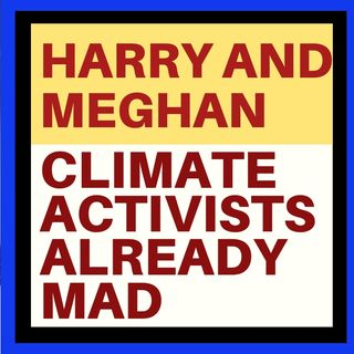 CLIMATE HYPOCRISY AND THE COST OF MARRYING A FEMINIST