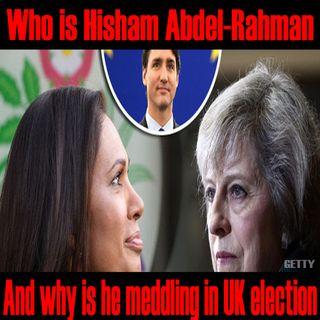Morning moment Who is Hisham Abdel-Rahman May 15 2017