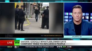 Google Immunity Must Be Revoked, Whistleblower Proves They're Highly Biased Political Machine