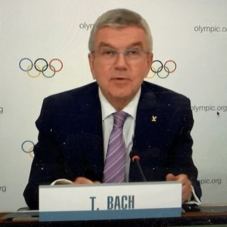 #113 Tokyo 2020 Olympic coronavirus budget cut